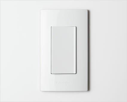 Ưu điểm nổi bật của công tắc điện âm tường Panasonic